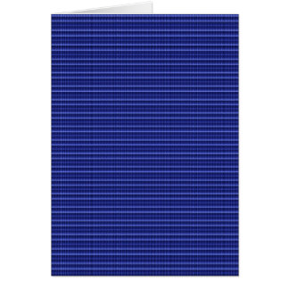 Cartão O modelo DIY da textura da listra azul adiciona a