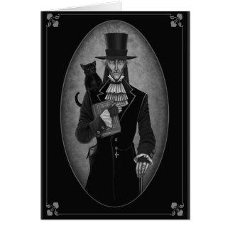 Cartão O Mortician