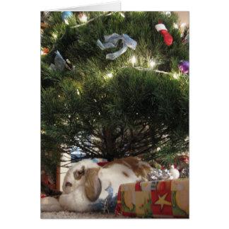 Cartão O Natal da torta do docinho