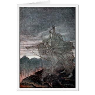 Cartão O Norns desaparece