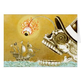 Cartão O pescador