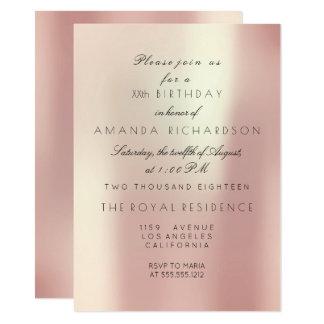 Cartão O rosa delicado de seda do rosa cora evento do