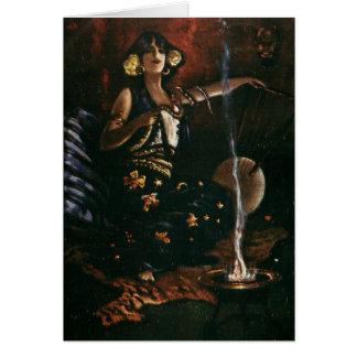 Cartão O Sorceress