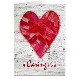 Cartão Obrigado ao cirurgião de coração, doutor, coração