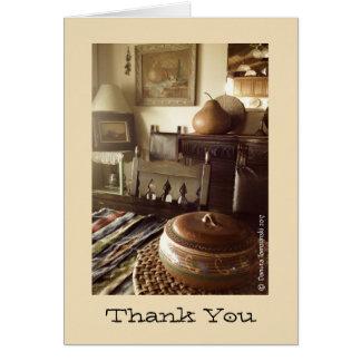 Cartão Obrigado carda Rancho Del Vinedos Temecula CA