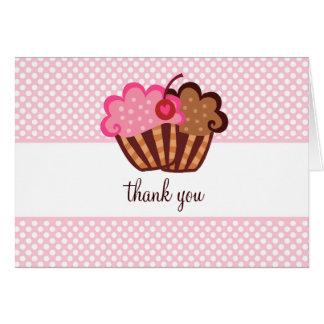 Cartão Obrigado de 311 Sweetcakes você
