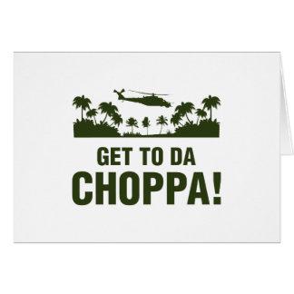 Cartão Obtenha à Dinamarca Choppa