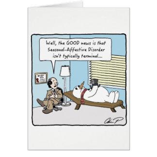 Cartão Obtenha bem logo: S.A.D.