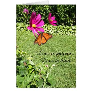 Cartão Obtenha o Cartão-LoveIsPatient bom do cumprimento