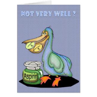 Cartão Obtenha o melhor logo cartão, pelicano