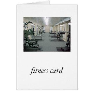 Cartão obtenha por favor saudável
