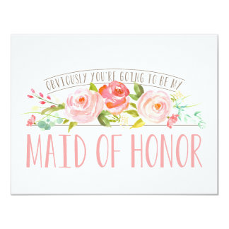 Cartão Obviamente meu jardim de rosas da madrinha de