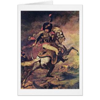 Cartão Oficial de lutadores da guarda por Theodore