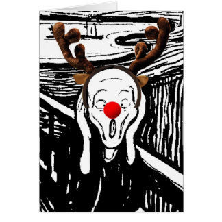 Cartão Oh cervos!