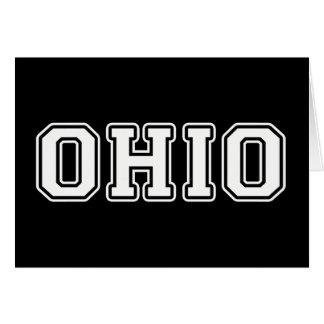 Cartão Ohio