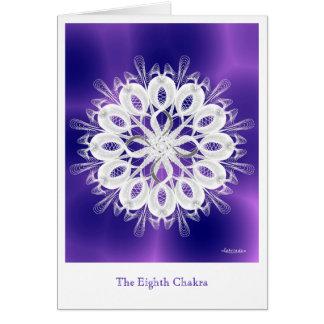 Cartão Oitavo Chakra