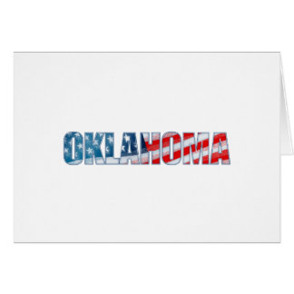 Cartão Oklahoma