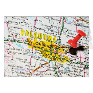 Cartão Oklahoma City, Oklahoma