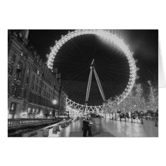 Cartão Olho de Londres