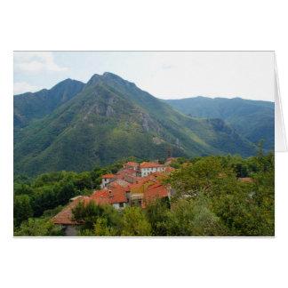 Cartão Opinião da vila