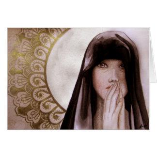 Cartão Oração