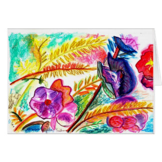 Cartão orchid2