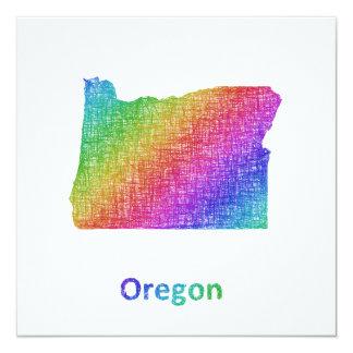 Cartão Oregon