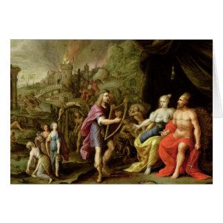 Cartão Orpheus no submundo