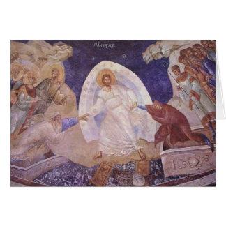Cartão ortodoxo de Pascha/páscoa