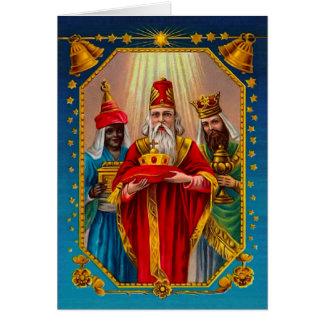 Cartão Os 3 reis