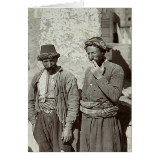 Cartão Os arménios