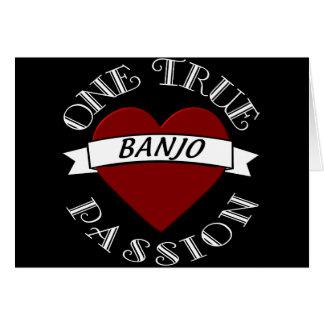 Cartão OTP: Banjo