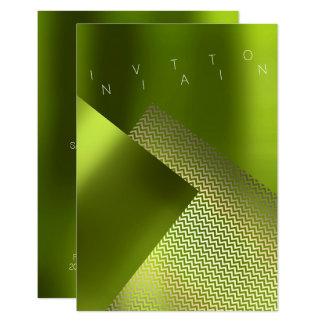 Cartão Ouro conceptual do VIP das hortaliças do metal de