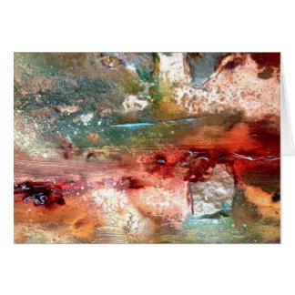 Cartão Oxidação