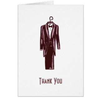 Cartão Padrinho de casamento