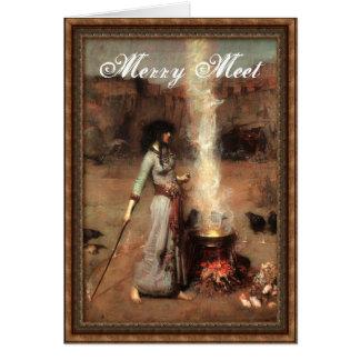 Cartão Pagan customizável