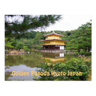 CARTÃO - pagode dourado