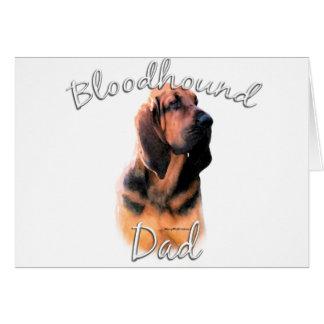 Cartão Pai 2 do Bloodhound
