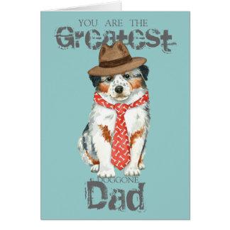 Cartão Pai australiano