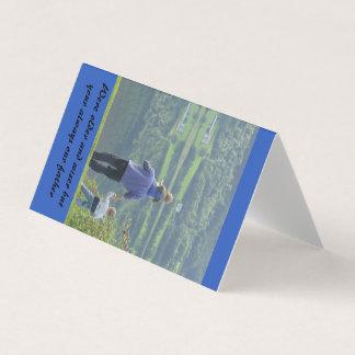 Cartão Pai & filhos