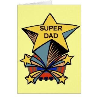 Cartão Pai super