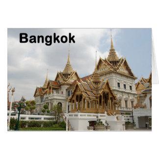Cartão Palácio grande de Banguecoque (St.K)