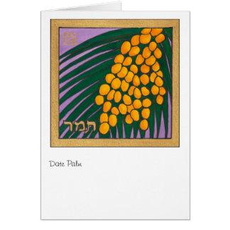 Cartão Palma de data para Phyllis Ellis!
