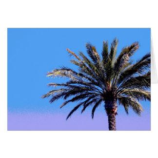 Cartão Palmeira