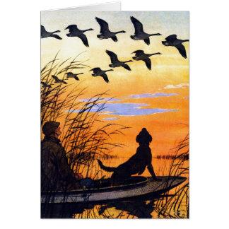 Cartão Pântano por Paul Bransom
