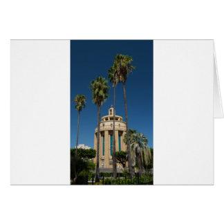 Cartão Panteão, Siracusa, Sicília, Italia