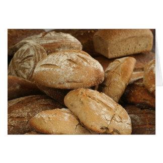 Cartão pão