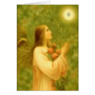 Cartão: Pão dos anjos Cartão Comemorativo