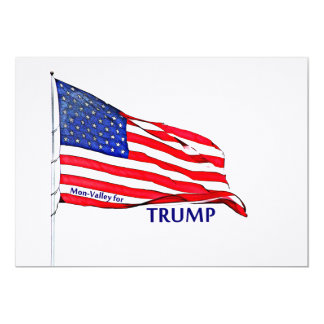 Cartão Papel de carta patriótico