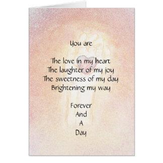 Cartão Para sempre